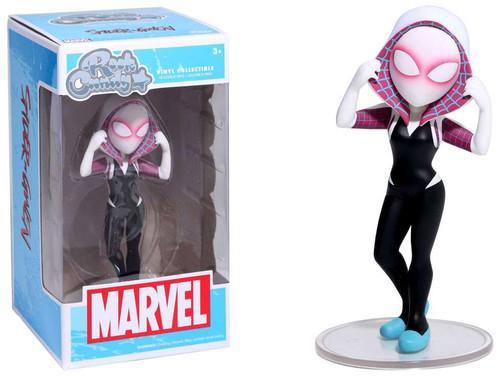 Funko Marvel Rock Candy Spider-Gwen Exclusive Vinyl Figure