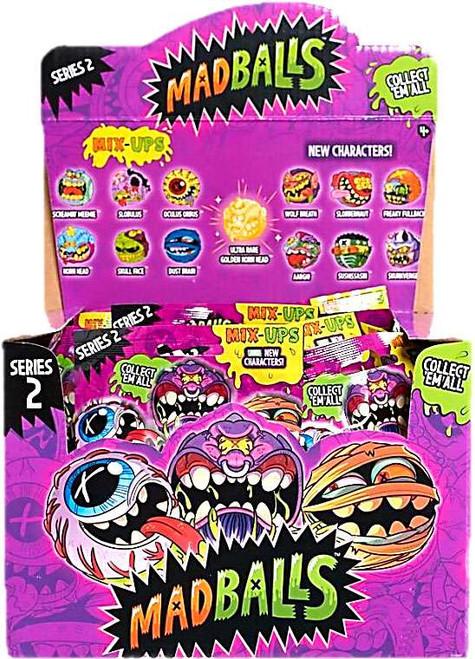 Series 2 Madballs Mystery Box [24 Packs]
