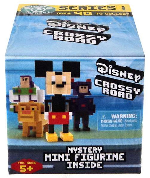 Disney Series 1 Crossy Road Mini Figure Mystery Pack