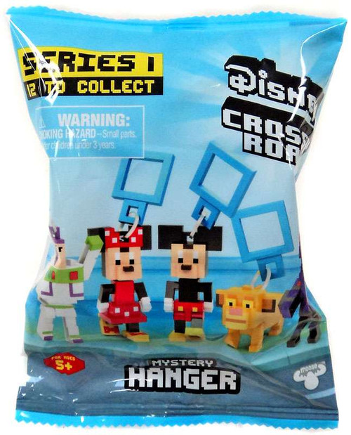 Disney Series 1 Crossy Road Hanger Mystery Pack