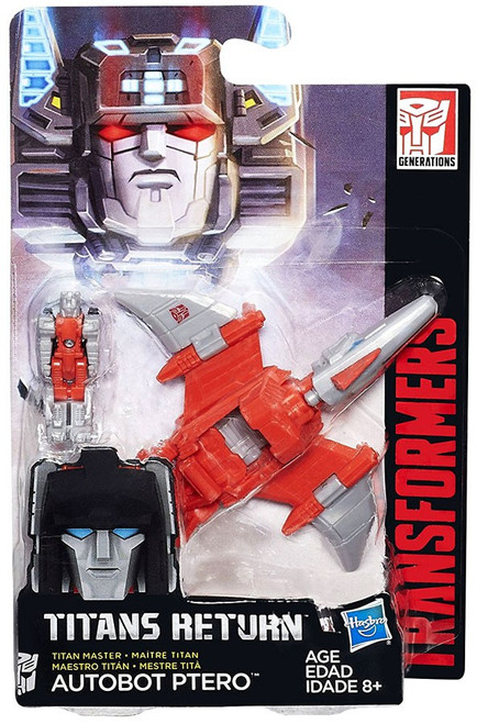 Transformers Generations Titans Return Autobot Ptero Action Figure