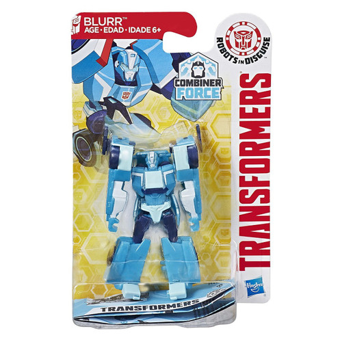 Transformers Robots in Disguise Blurr Legion Action Figure