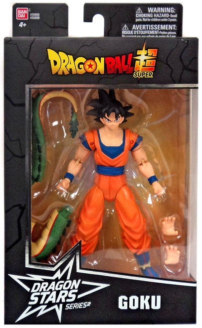 Dragon Ball Super Dragon Stars Series 2 Goku Action Figure [Shenron Build-a-Figure] (Pre-Order ships January)