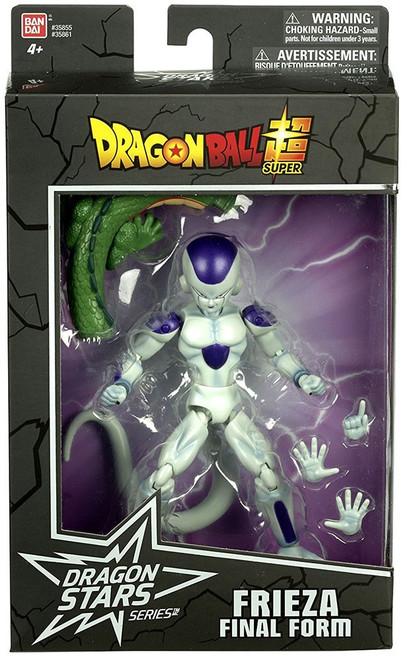 Dragon Ball Super Dragon Stars Series 2 Frieza Final Form Action Figure [Shenron Build-a-Figure]