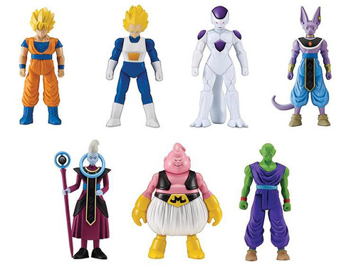 Dragon Ball Super Spin Battlers Series 1 Mystery Box [24 Packs]