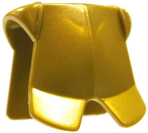 LEGO Pearl Gold Breastplate Loose Accessory [Loose]
