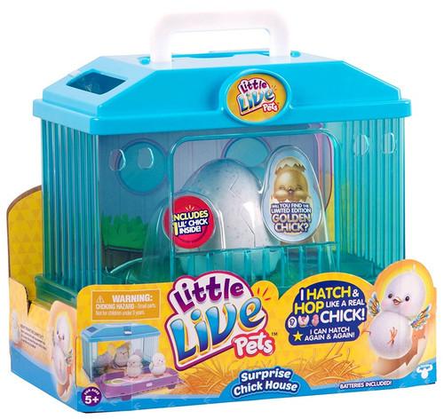 Little Live Pets Surprise Chick Season 1 Surprise Chick House Playset