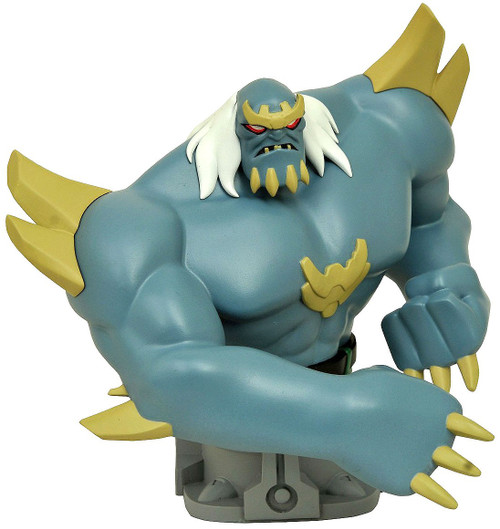 DC Superman Animated Doomsday 6-Inch Bust