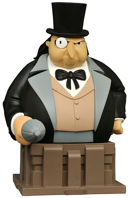 DC Batman The Animated Series Penguin 5-Inch Bust