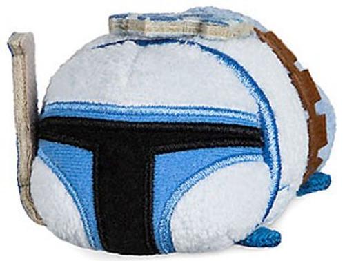 Disney Tsum Tsum Star Wars Jango Fett 3.5-Inch Mini Plush
