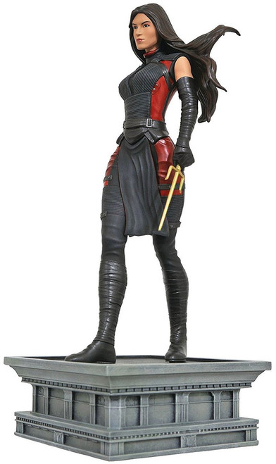 Marvel Daredevil Netflix Elektra 10-Inch PVC Statue