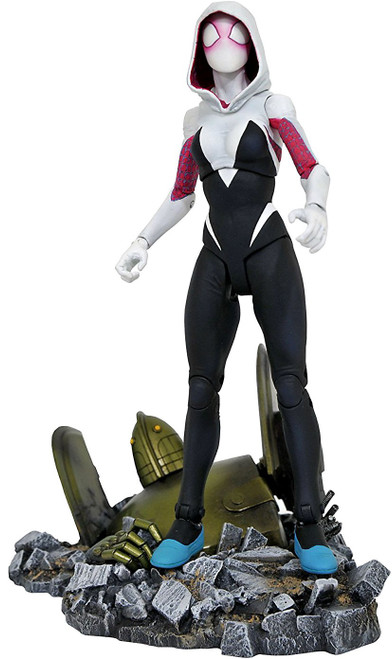Spider-Man Marvel Select Spider-Gwen Action Figure