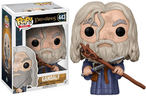 Funko Lord of the Rings POP! Movies Gandalf Vinyl Figure #443