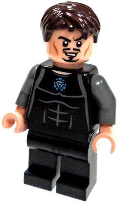 LEGO Marvel Super Heroes Tony Stark Minifigure [Loose]