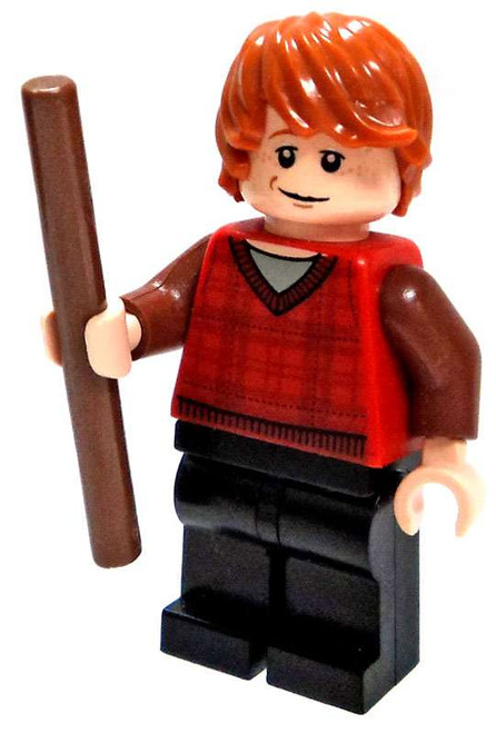 LEGO Harry Potter Ron Weasley Minifigure [Loose]