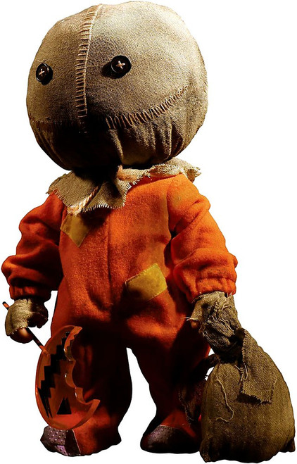 Trick 'r Treat Sam Mega Scale Action Figure