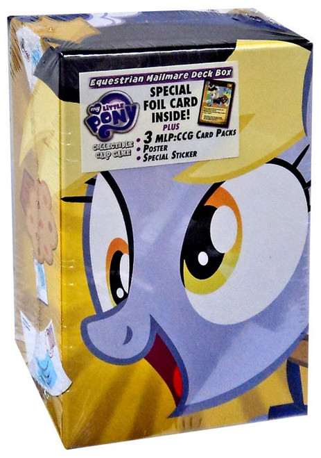 My Little Pony Collectible Card Game Muffins Collector's Box