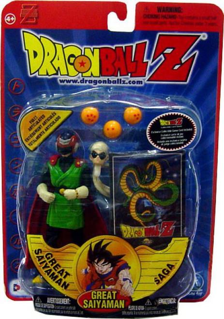 Dragon Ball Z Great Saiyaman Action Figure