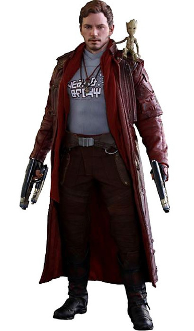 Marvel Guardians of the Galaxy Vol. 2 Movie Masterpiece Star-Lord Collectible Figure [Deluxe Version]