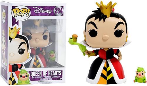 Funko Alice in Wonderland POP! Disney Queen Of Hearts Exclusive Vinyl Figure #234
