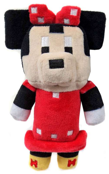 Crossy Road Disney Series 1 Minnie 6.5-Inch Plush