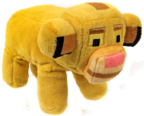 Crossy Road Disney Series 1 Simba 6.5-Inch Plush