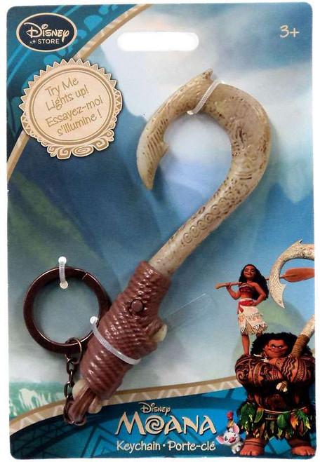 Disney Moana Maui Fish Hook Keychain