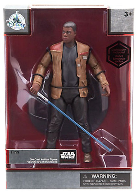 Star Wars The Force Awakens Elite Series Finn Action Figure