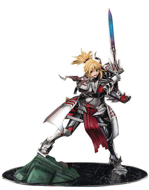 Fate/Apocrypha Mordred 12.5-Inch PVC Figure [Saber of Red]