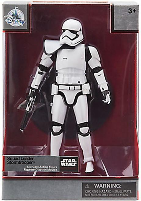 Star Wars The Force Awakens Elite Series Squad Leader Stormtrooper Action Figure