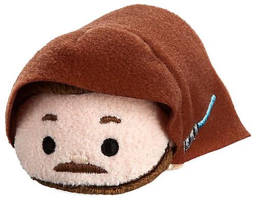 Disney Tsum Tsum Star Wars Obi-Wan Kenobi Exclusive 3.5-Inch Mini Plush [Episode 3]