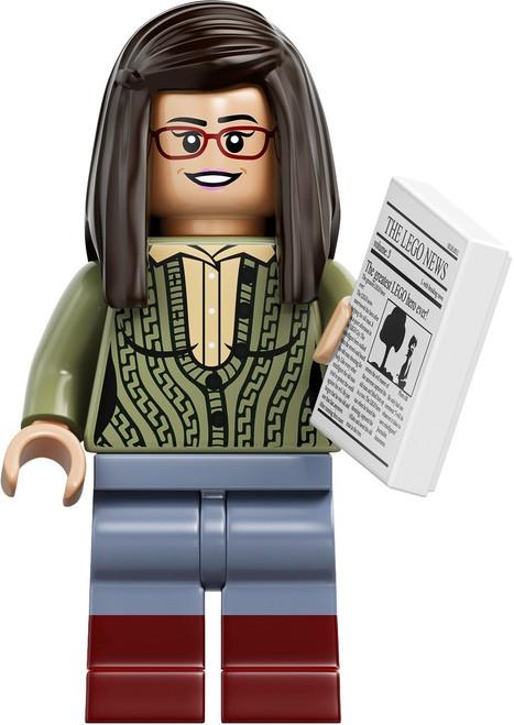 LEGO Big Bang Theory Amy Farrah Fowler Minifigure [Loose]