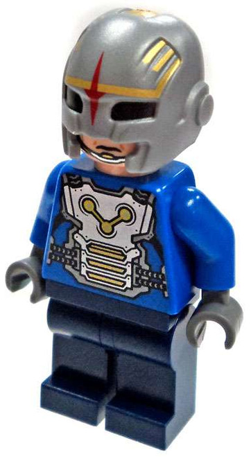 LEGO Marvel Guardians of the Galaxy Nova Corps Officer Minifigure [Loose]