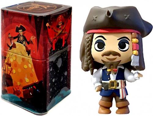 Funko Disney Pirates of the Caribbean Captain Jack Sparrow Exclusive Mystery Mini Figure Tin [Pirates Cove]