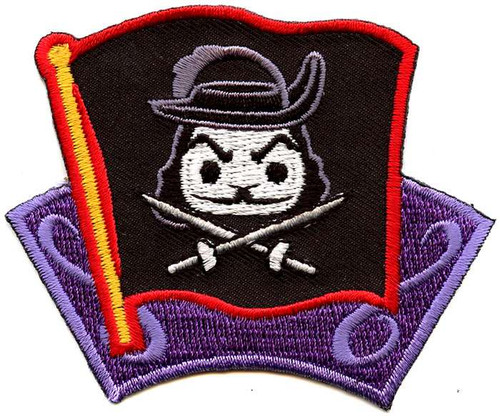 Funko Disney Captain Hook Exclusive Patch [Pirates Cove]