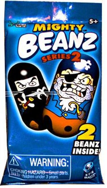 Mighty Beanz Original Series 2 Booster Pack [2 Beanz]