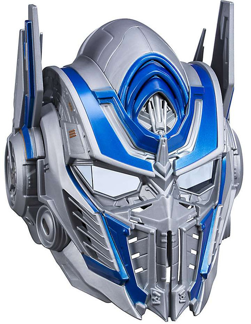 Transformers The Last Knight Optimus Prime Voice Changer Helmet [Damaged Package]