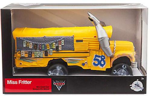 Disney / Pixar Cars Cars 3 Miss Fritter Exclusive Diecast Car