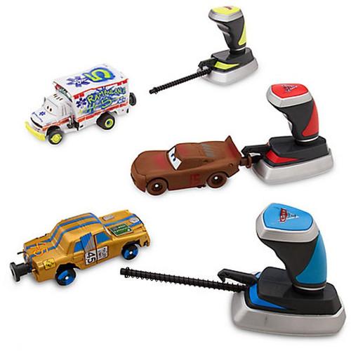 Disney / Pixar Cars Cars 3 Thunder Hollow Crazy 8's Demolition Crash Exclusive Playset