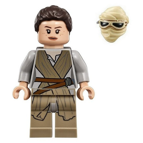 LEGO Star Wars The Force Awakens Rey Minifigure [Loose]