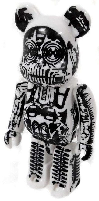 Bearbrick Series 12 H.R. Giger Figure [Loose]