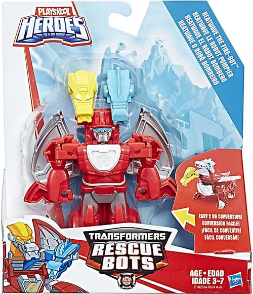 Transformers Playskool Heroes Rescue Bots Tango Heatwave Action Figure [Rescan]