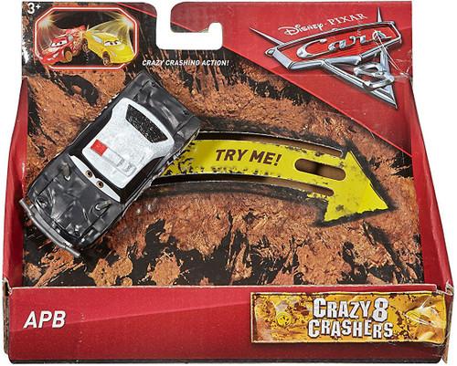 Disney / Pixar Cars Cars 3 Crazy 8 Crashers APB Vehicle