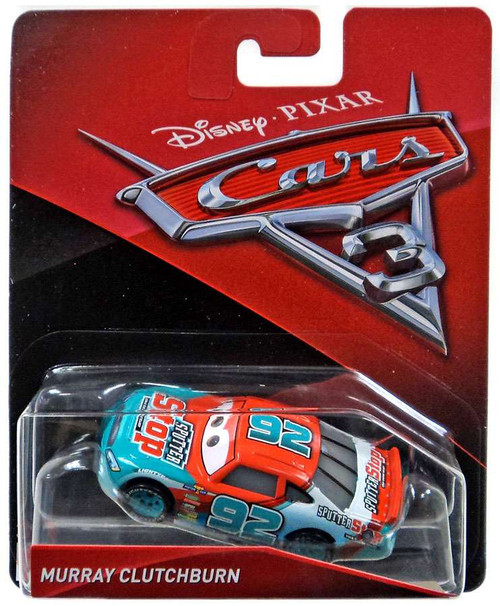 Disney / Pixar Cars Cars 3 Murray Clutchburn Diecast Car