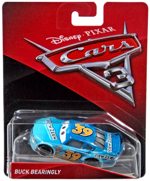 Disney / Pixar Cars Cars 3 Buck Bearingly Diecast Car