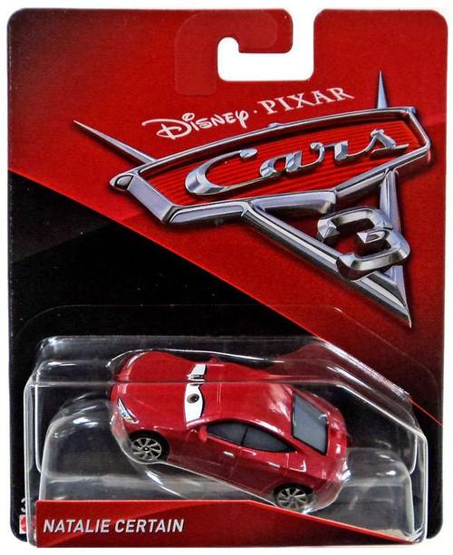 Disney / Pixar Cars Cars 3 Natalie Certain Diecast Car