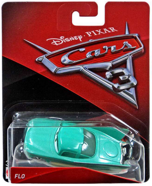 Disney / Pixar Cars Cars 3 Flo Diecast Car