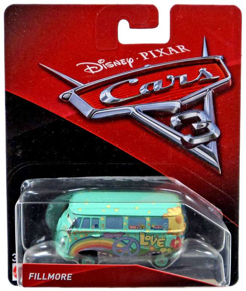Disney / Pixar Cars Cars 3 Fillmore Diecast Car