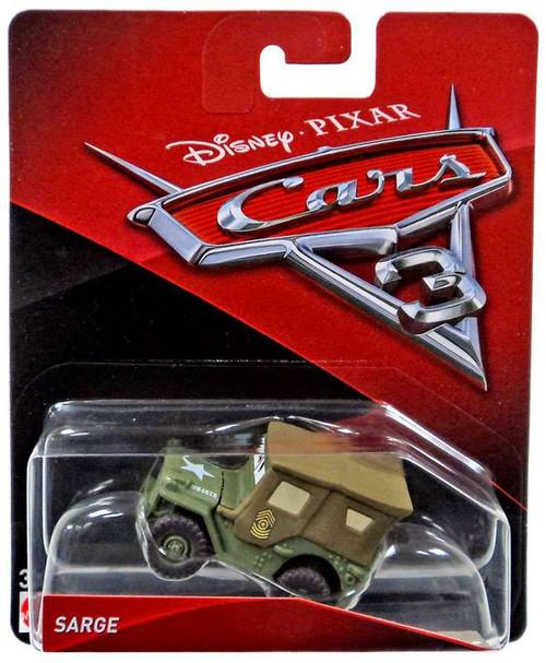 Disney / Pixar Cars Cars 3 Sarge Diecast Car