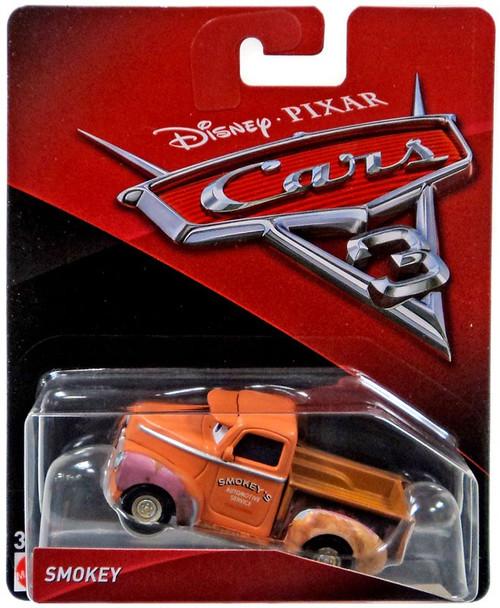 Disney / Pixar Cars Cars 3 Smokey Diecast Car